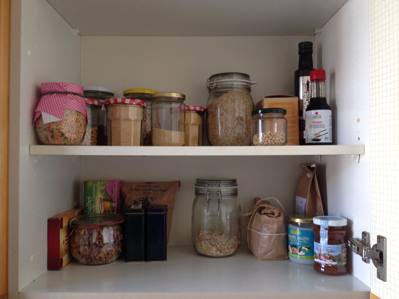 Vorr te verbrauch challenge zwischenstand und foodsharing for Minimalismus lebensstil